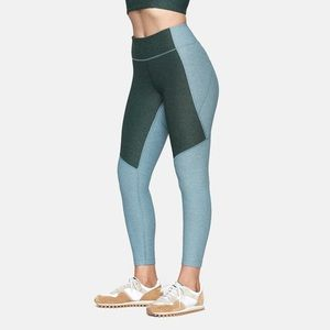 Outdoor voices two toned leggings size XL